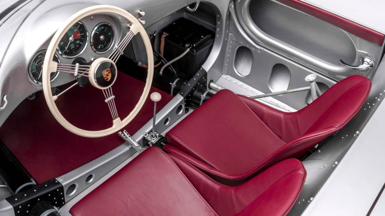 Porsche 550 -  A RS Spyder