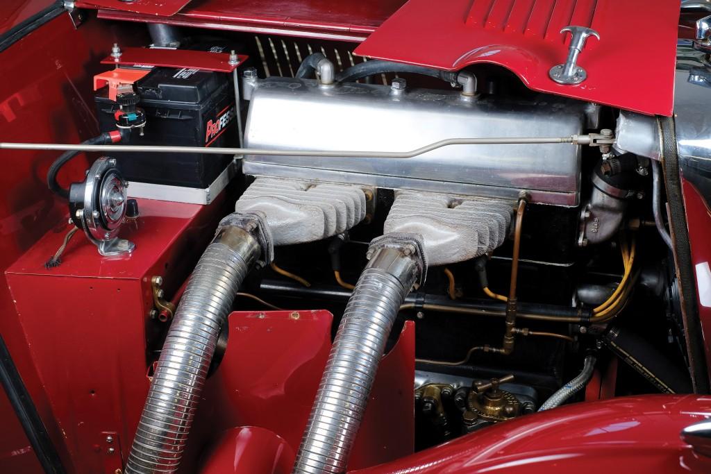 Aston Martin 15/98  -  Drophead Coupe