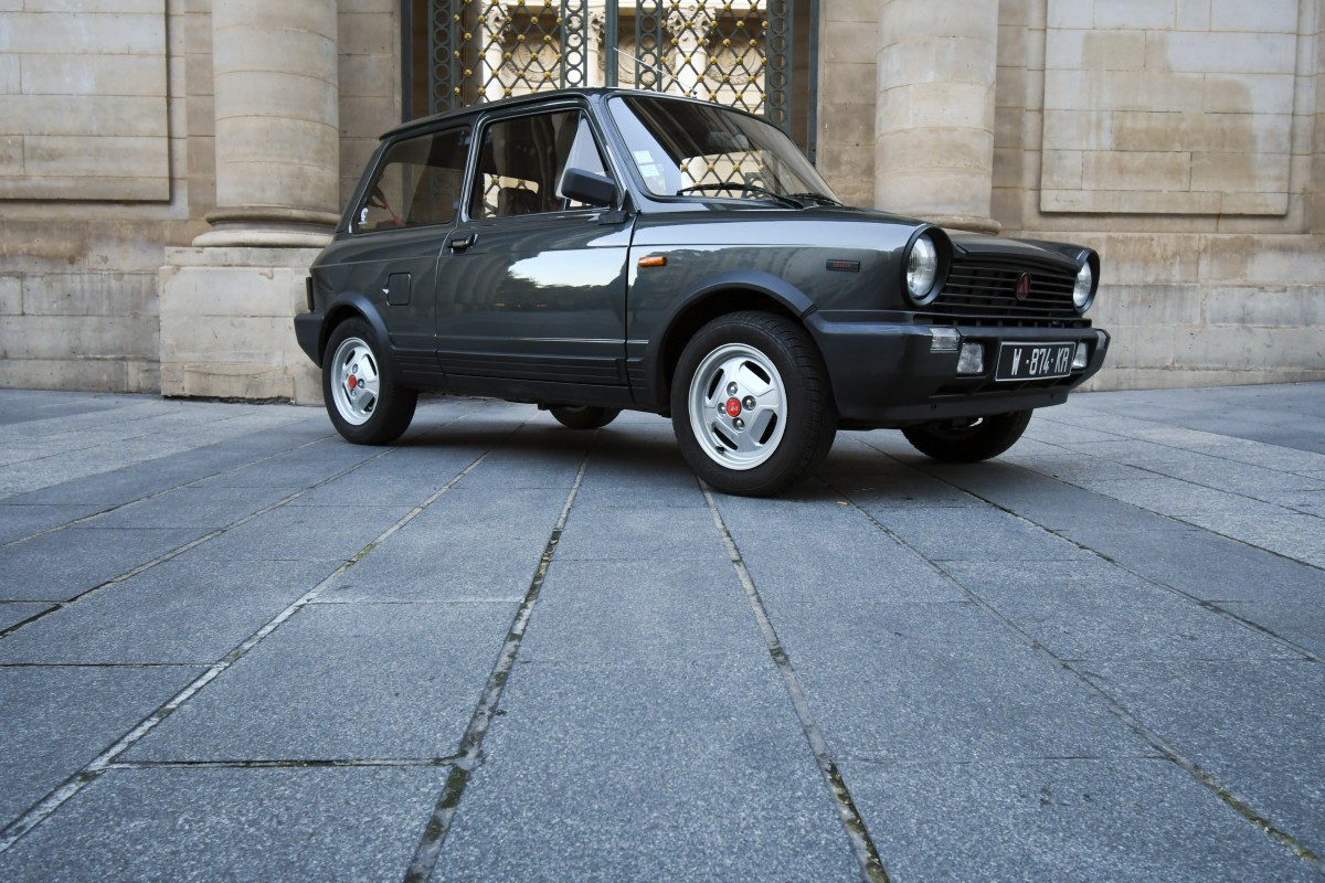 Autobianchi A112 Abarth Series 7