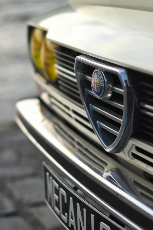 Alfa Romeo Alfetta GTV L 2000
