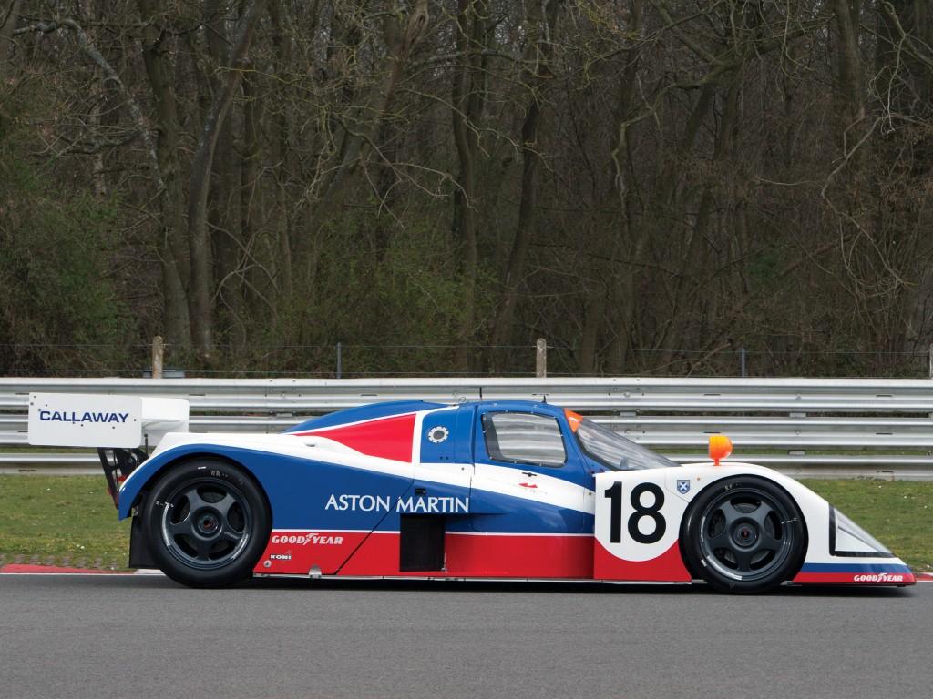 Aston Martin AMR1