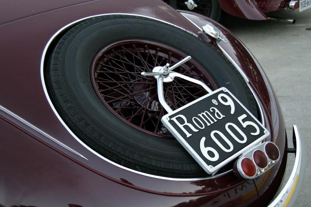 Alfa Romeo 6C 2300 -  Pescara Touring Cabriolet ..