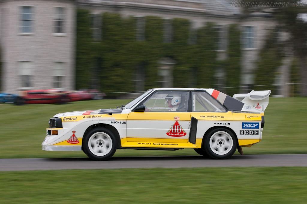 Audi Sport Quattro S1 E2