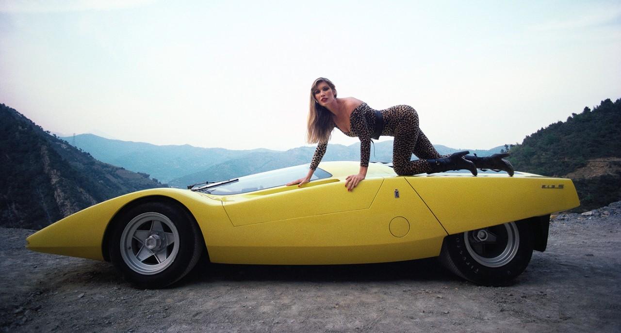 Ferrari 512 S Berlinetta Pininfarina