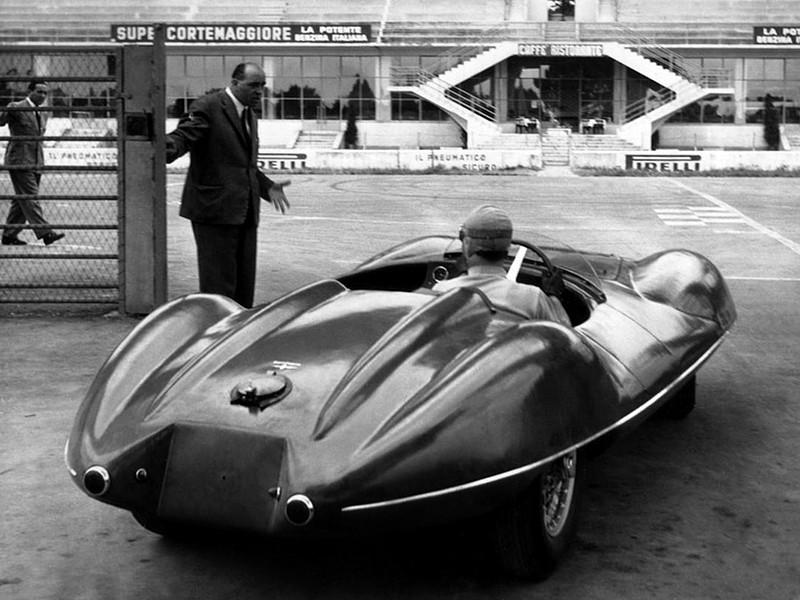 Alfa Romeo C52 Disco Volante