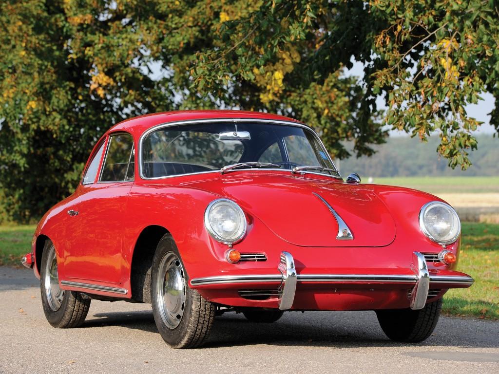 Porsche 356 C