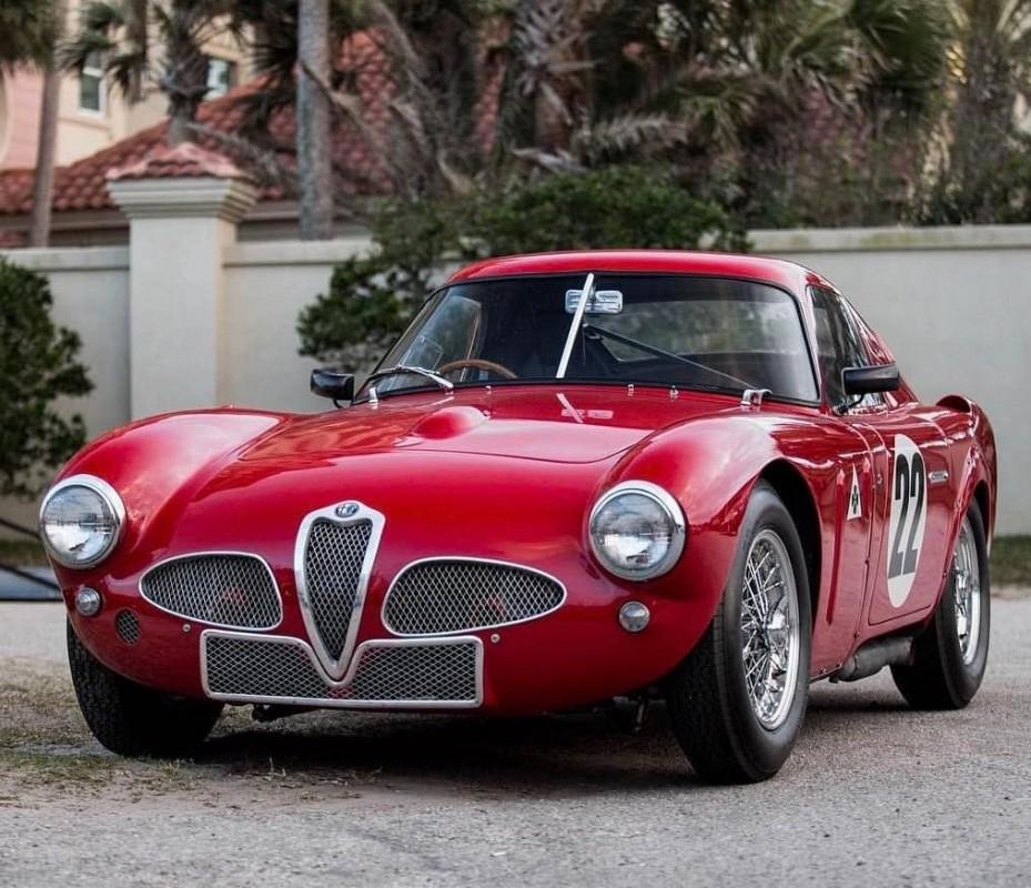 Alfa Romeo 6C 3000 CM -  Colli Coupe