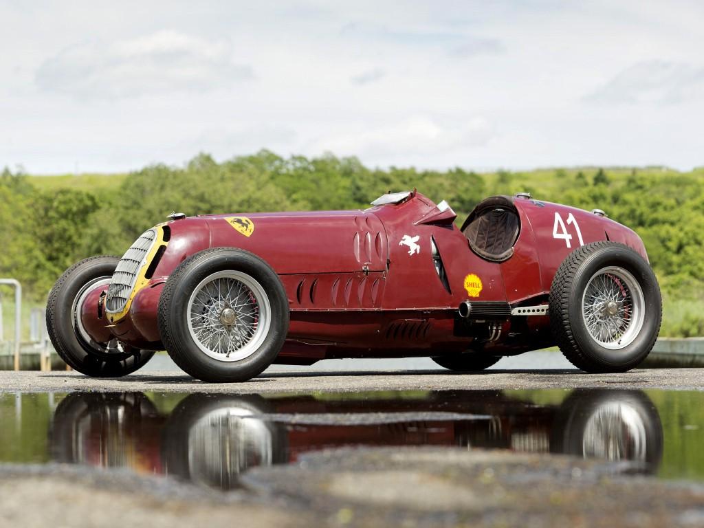 Alfa Romeo Tipo C