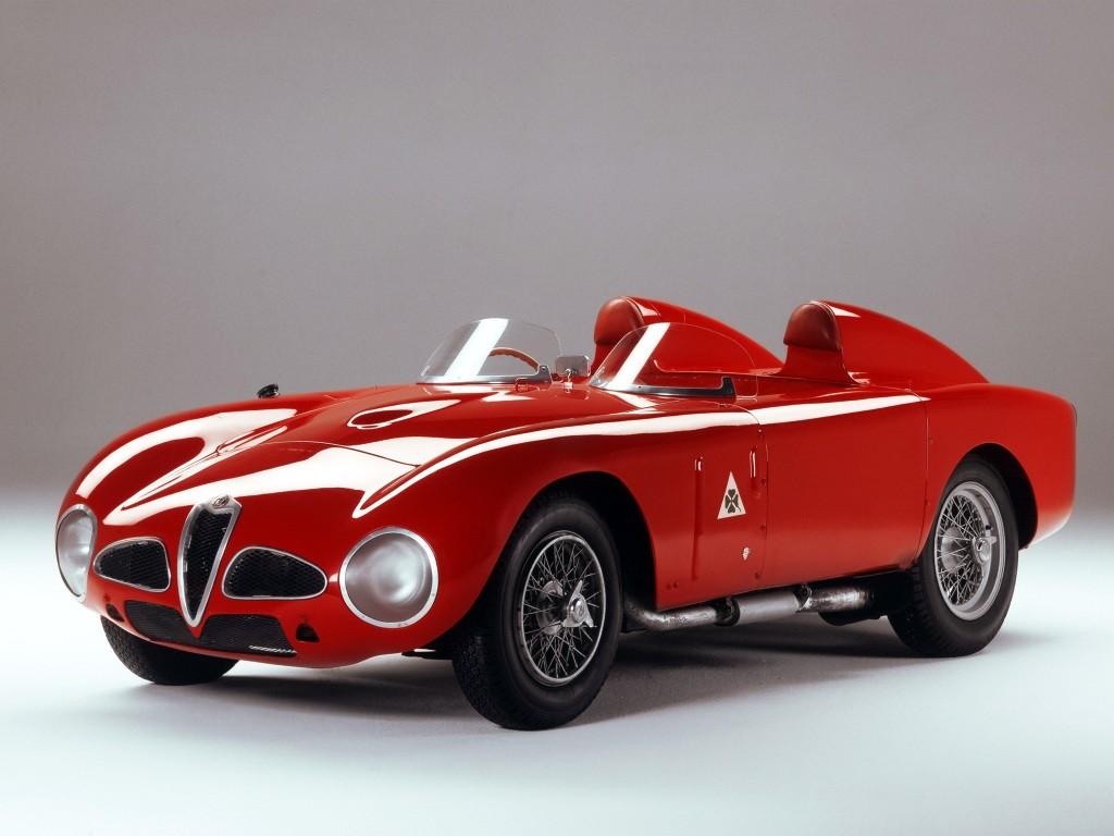 Alfa Romeo 6C 3000 CM -  Colli Spider