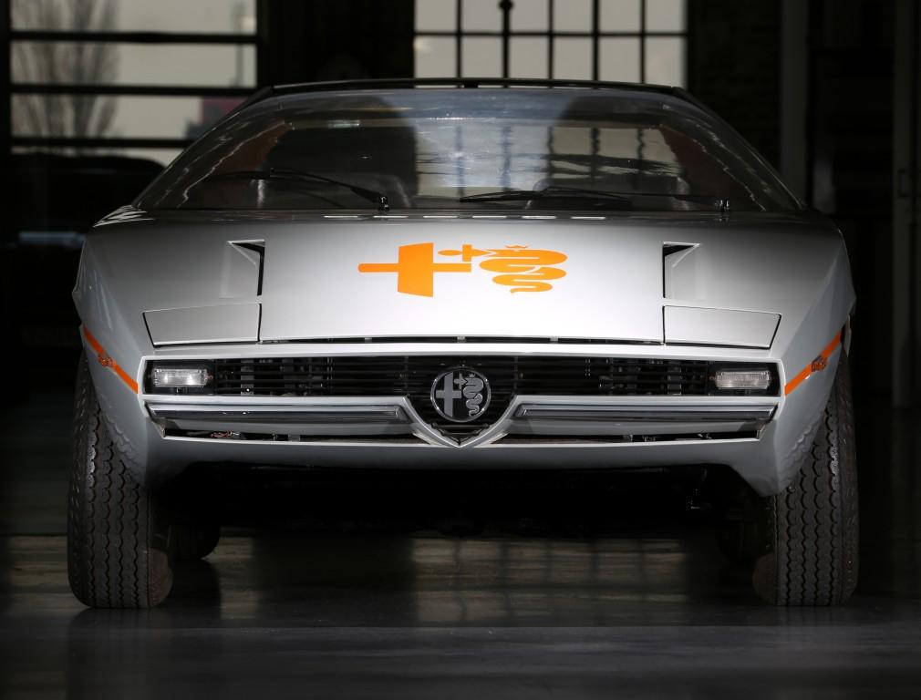 Alfa Romeo Caimano -  Caimano