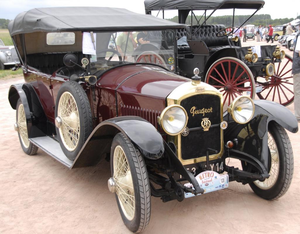 Peugeot Type 153 -  B