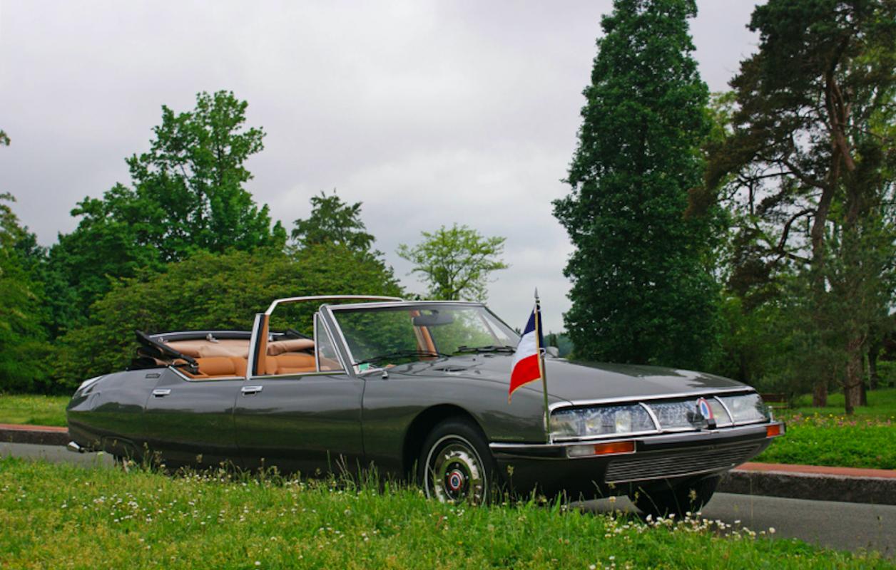 Citroën SM -  Présidentielle Chapron