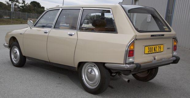 Citroën GS