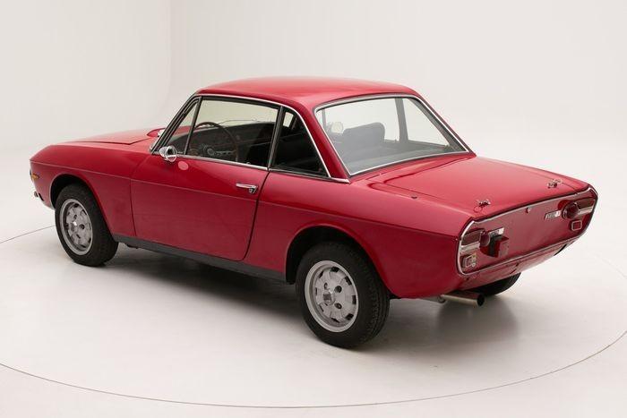 Lancia Fulvia Coupe -  3