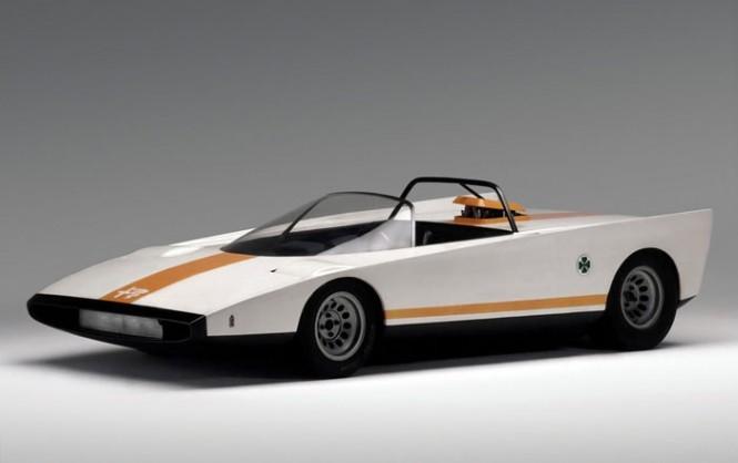 Alfa Romeo Cuneo Pininfarina