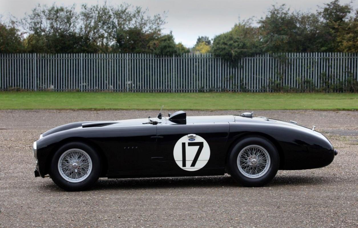 Aston Martin DB3