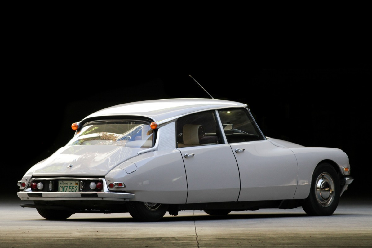 Citroën DSpéciale -  Berline