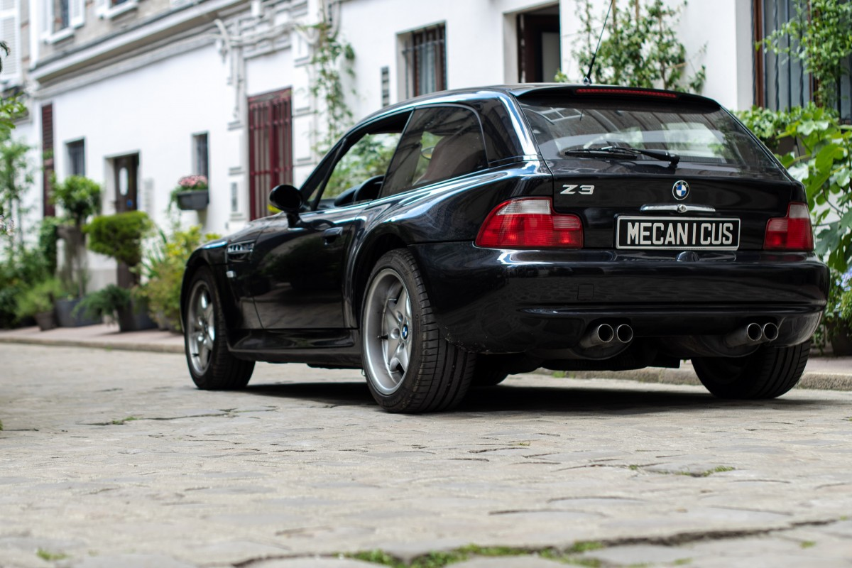 BMW Z3M Coupe S50