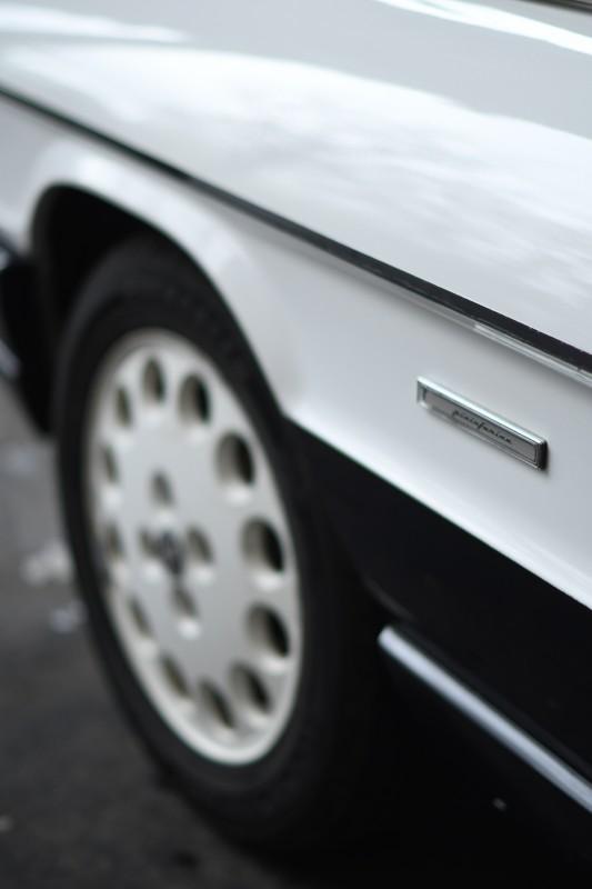 """Alfa Romeo Spider 2000 Série IV """"Beauté"""""""