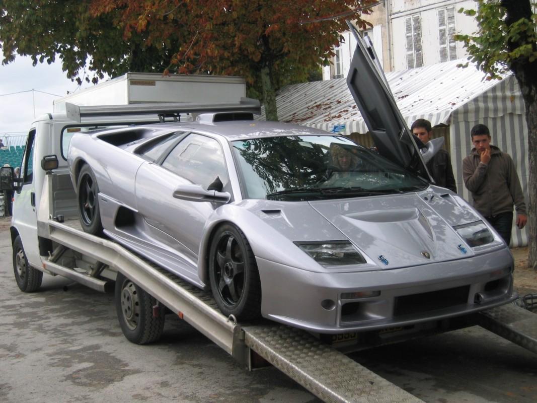 Lamborghini Diablo -  GT-R