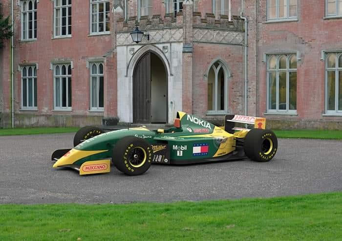 Lotus 112 -  F1
