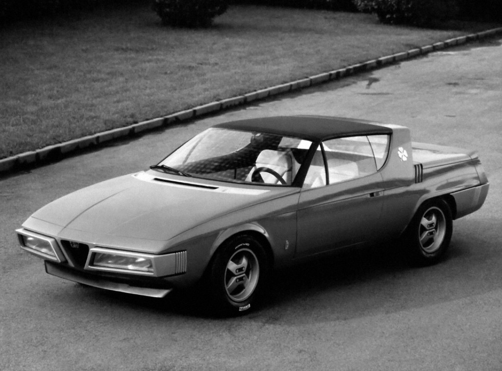Alfa Romeo Eagle -  Spider-Coupe