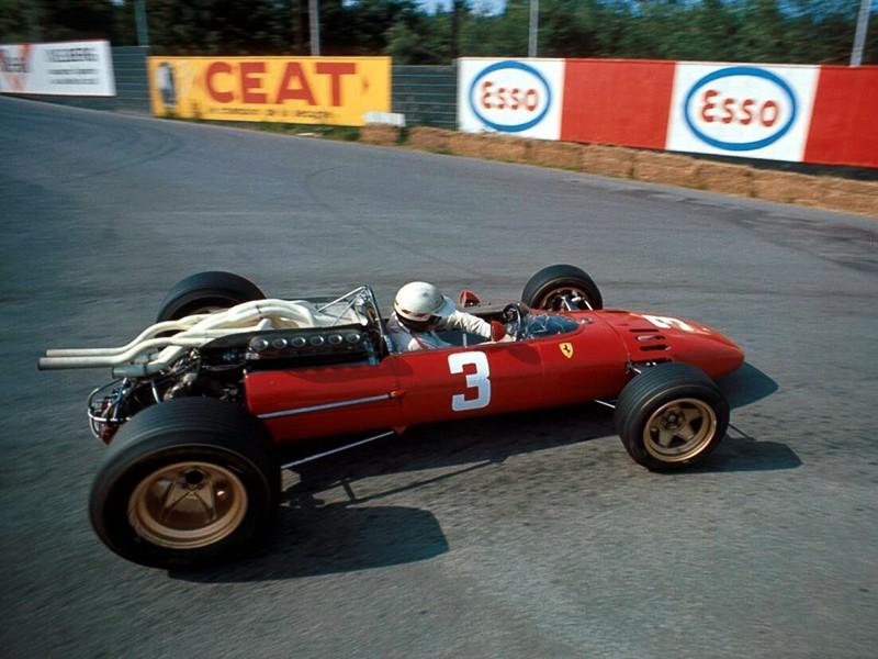 Ferrari 312/67 F1