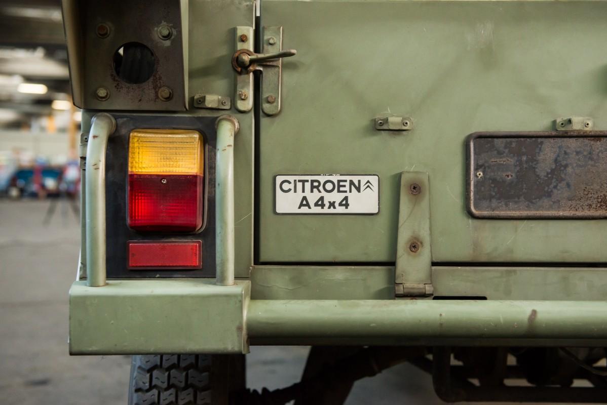 Citroën FAF -  3 portes