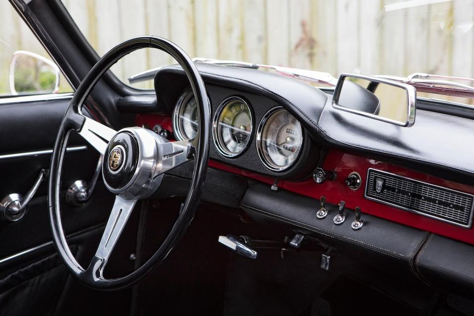 Alfa Romeo Giulia (101)  -  1600 Sprint