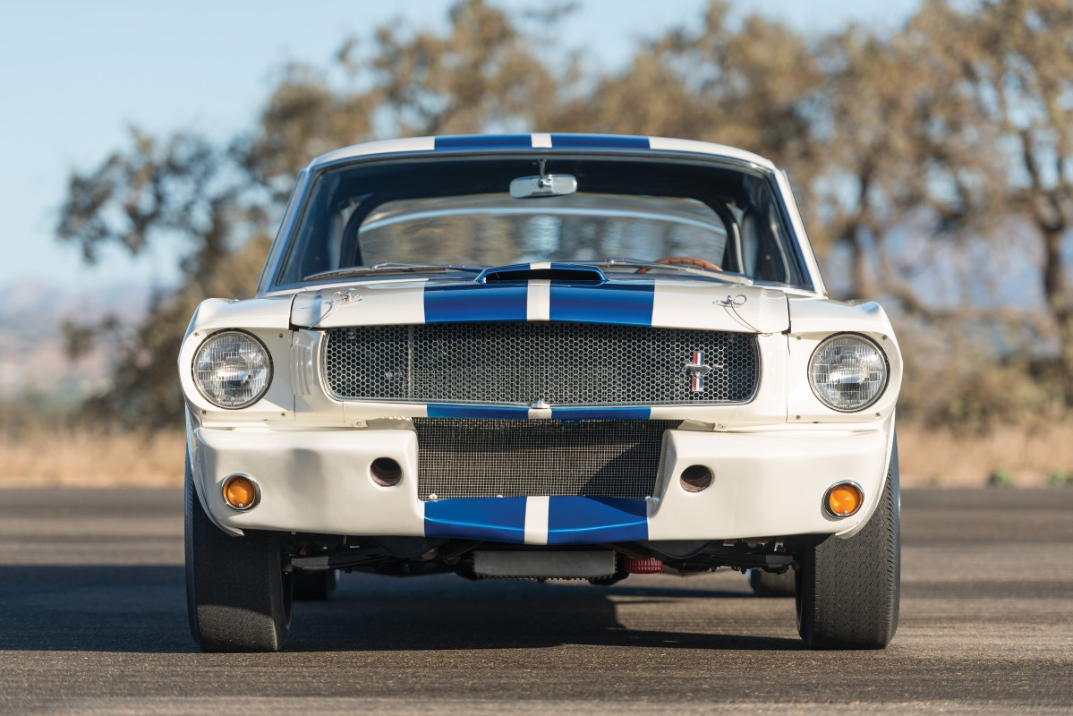 Ford Shelby Mustang -   GT350 R