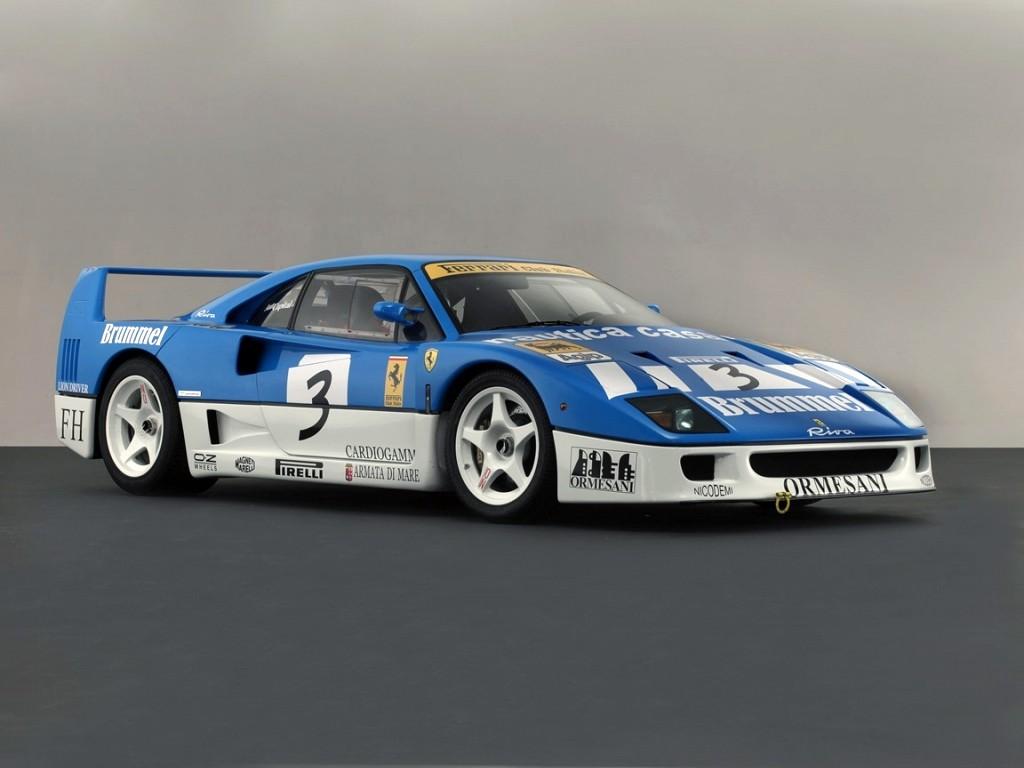 Ferrari F40 -  GT