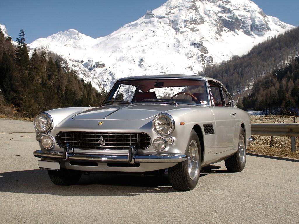 Ferrari 250 GTE -  2+2