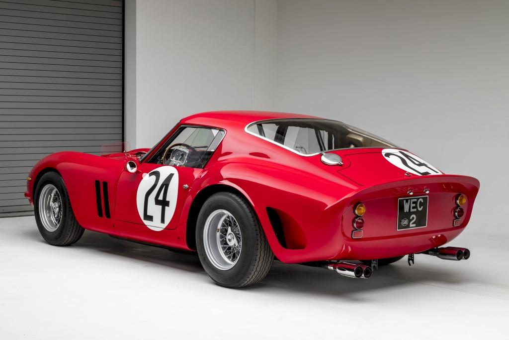 Ferrari 250 GTO -  Berlinetta