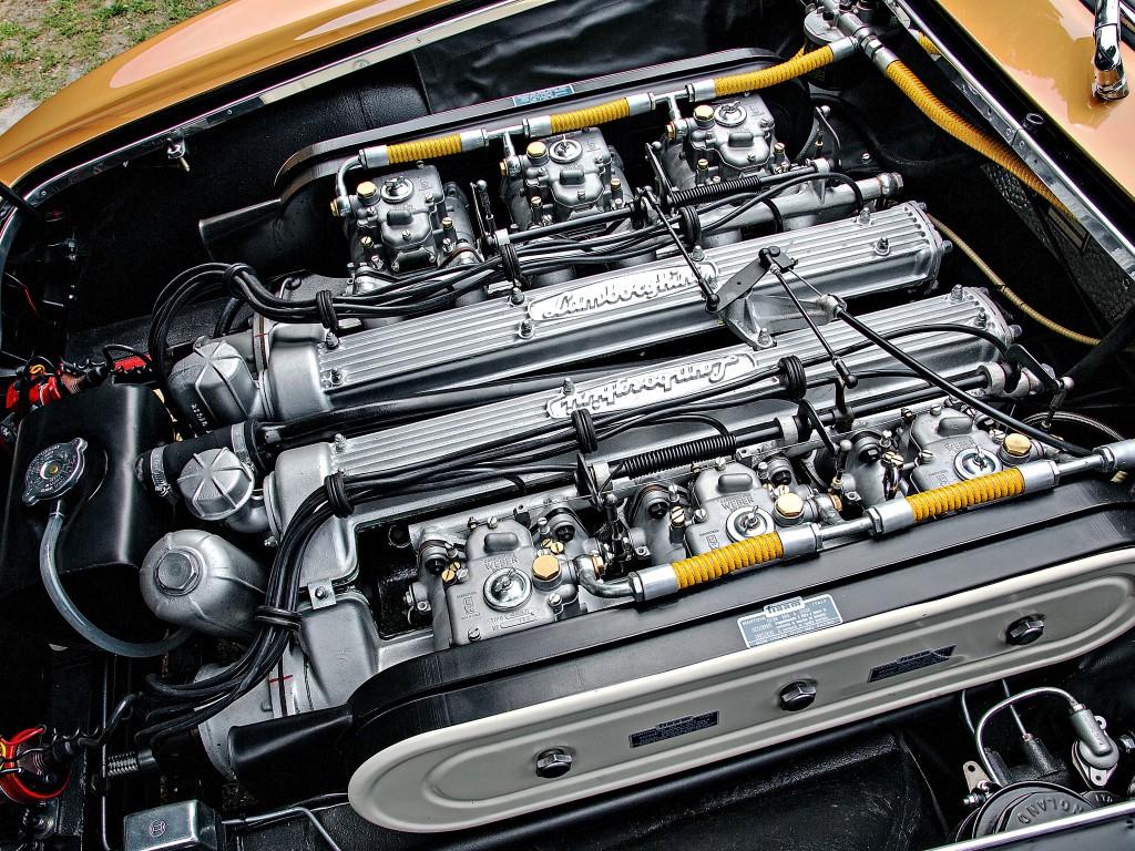 Lamborghini 350 -  GTS