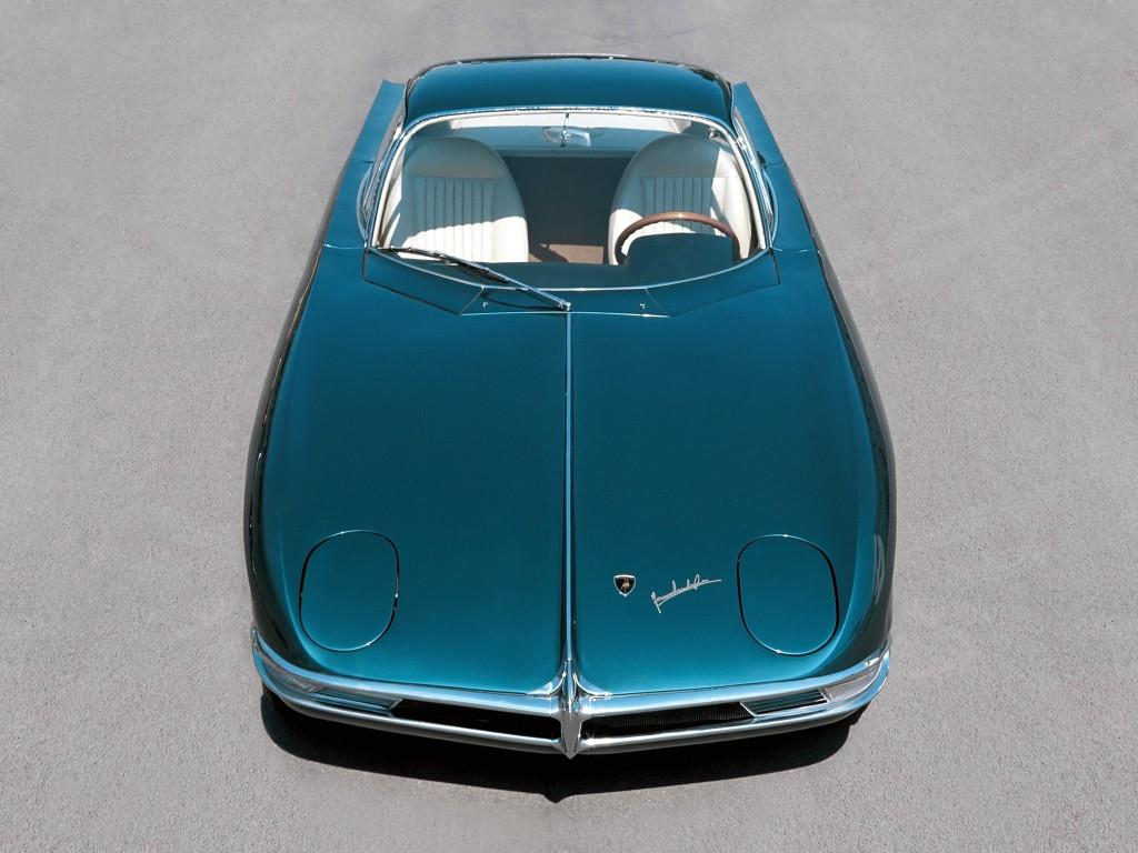 Lamborghini 350 -  GTV