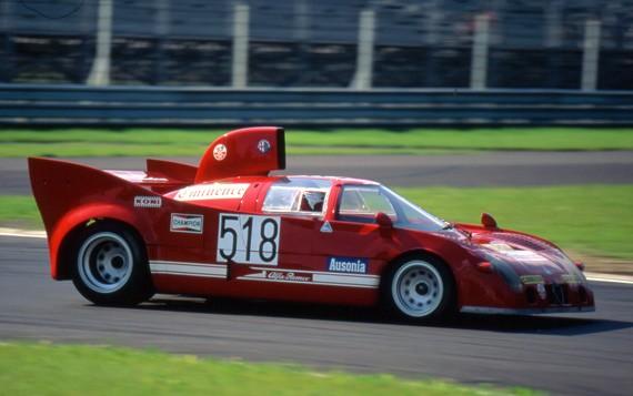 Alfa Romeo Tipo 33 Stradale Berlinetta  -  Giro D'Italia