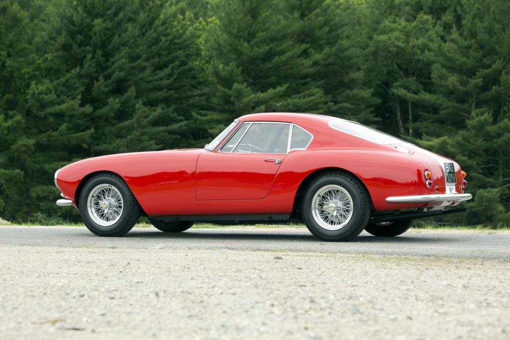 Ferrari 250 GT LWB -  Interim Berlinetta