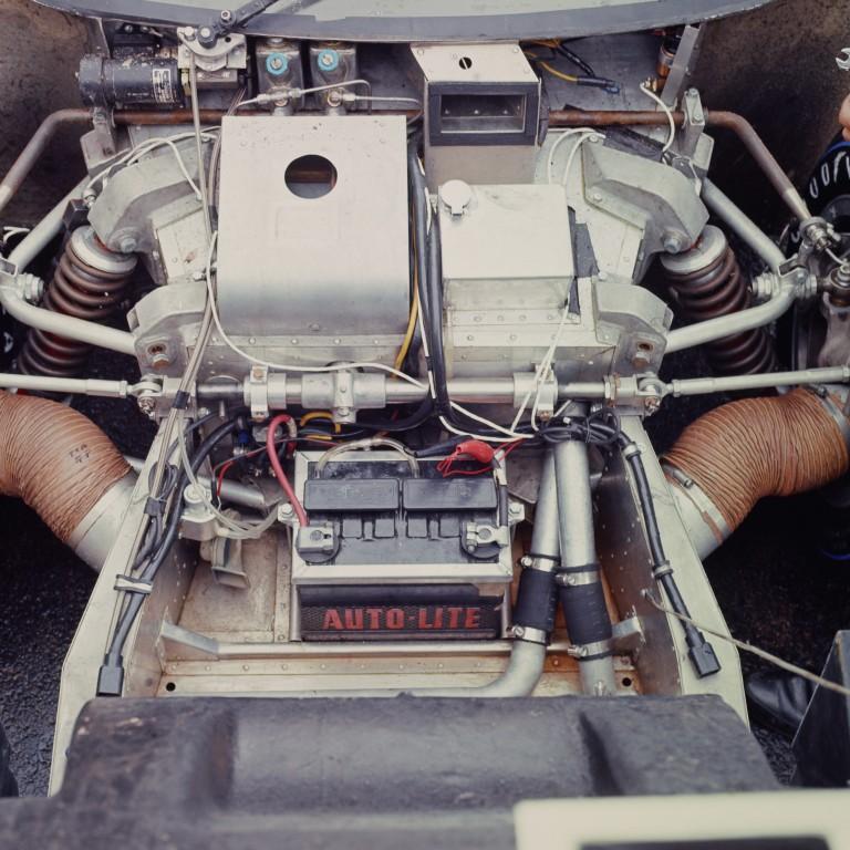 Ford J -  Experimental