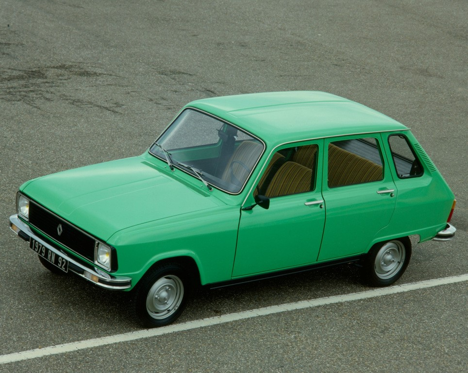 Renault R6