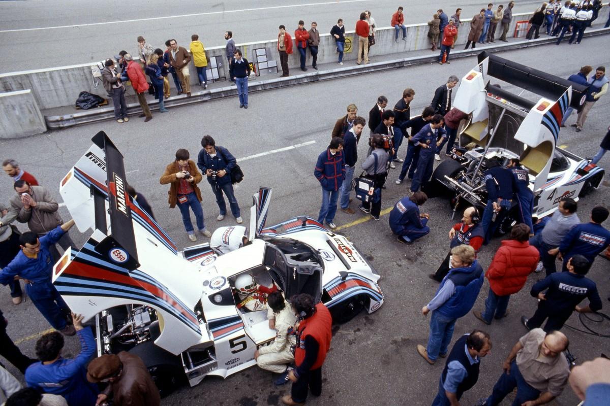 Lancia LC2
