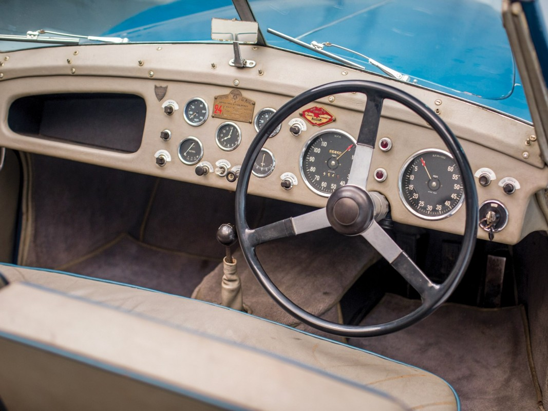 Aston Martin DB1 -  2 Litres Sports Le Mans