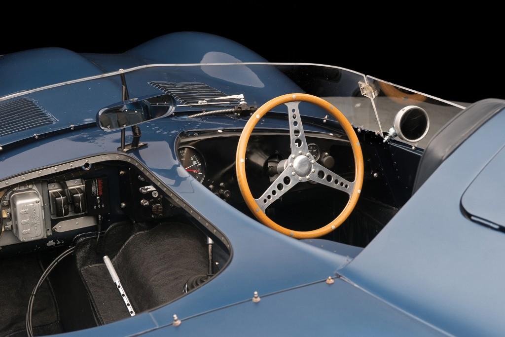 Jaguar D-Type -  Long Nose