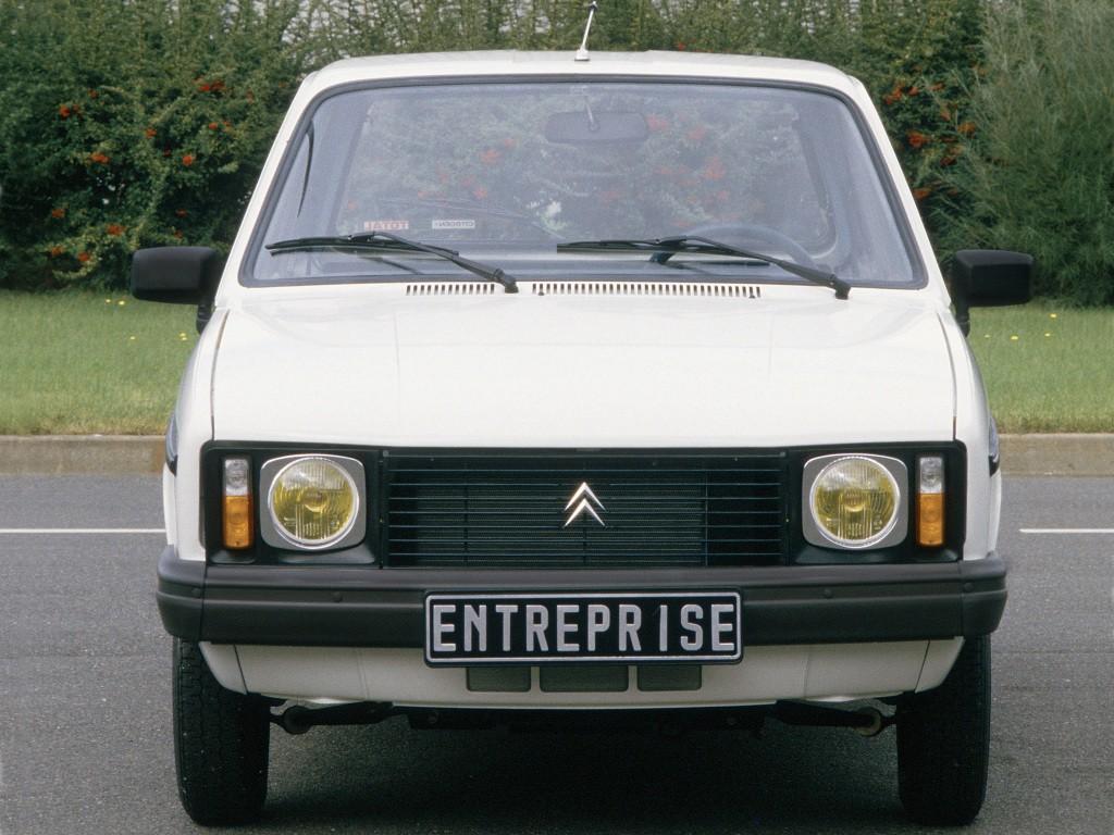 Citroën LN -  A Entreprise