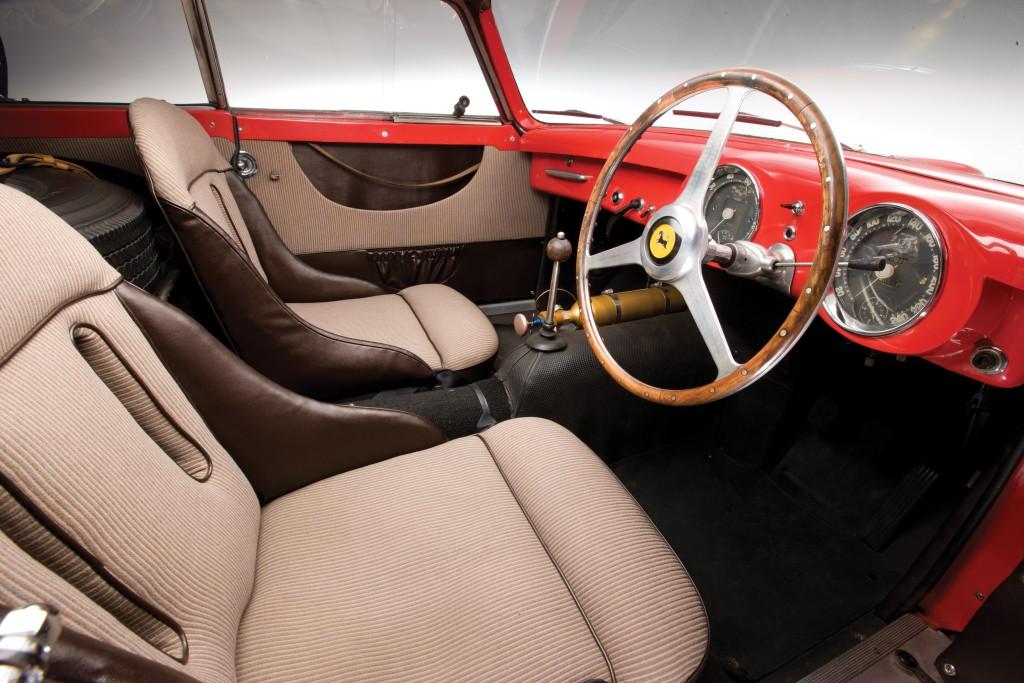 Ferrari 340 Mexico