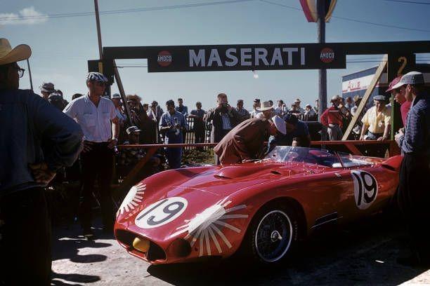 Maserati 450S -  Barchetta