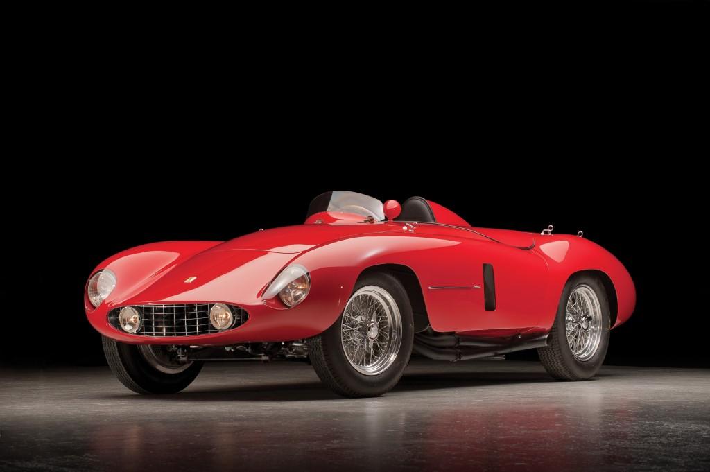 Ferrari 750 Monza -  Scaglietti