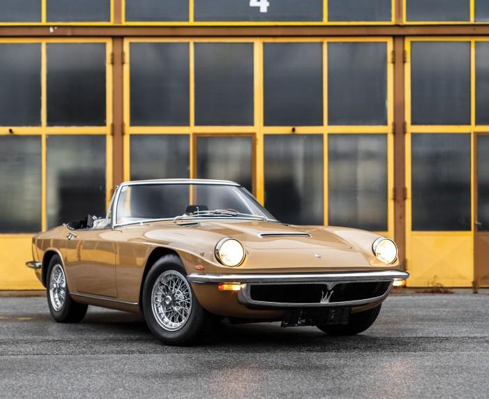 Maserati Mistral -  4000 Spyder