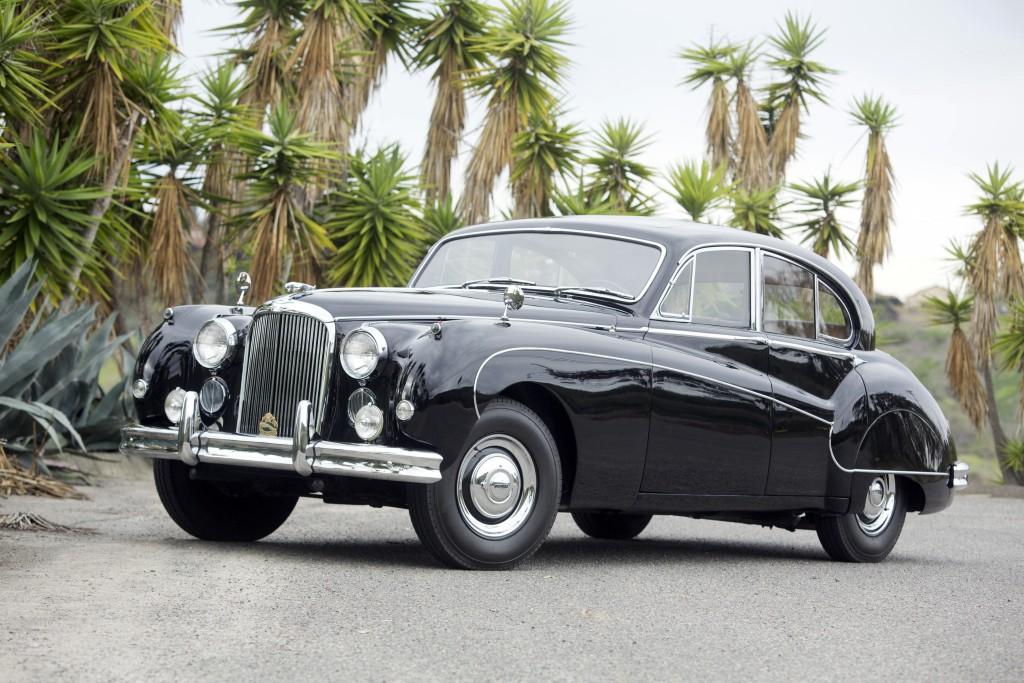 Jaguar  Mark IX