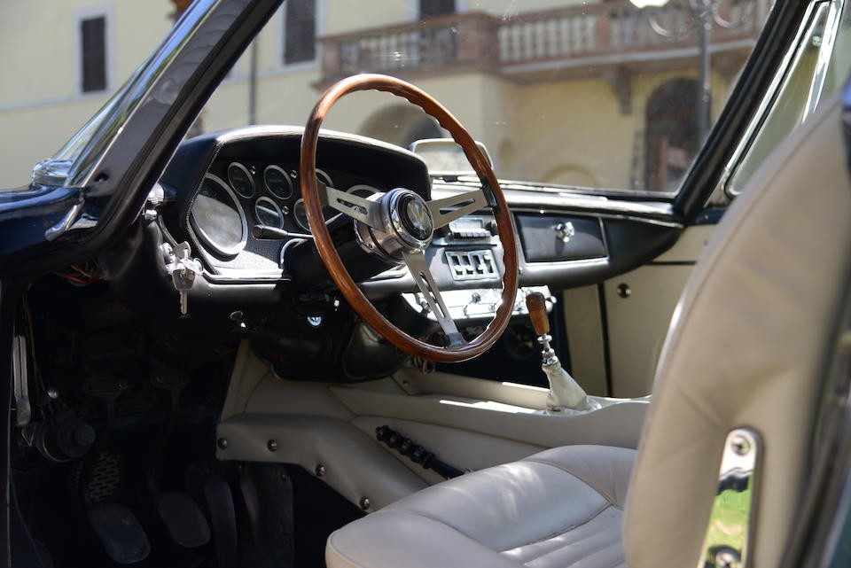 Maserati Mistral -  4000 Coupe