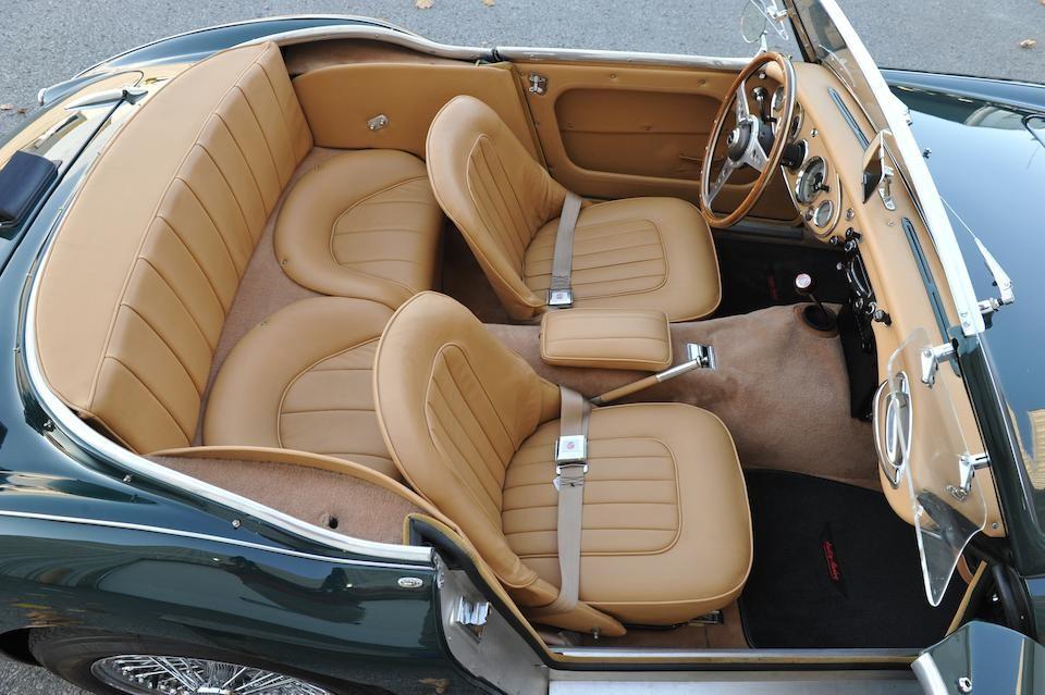 Austin Healey 3000 -  Mk I BT7